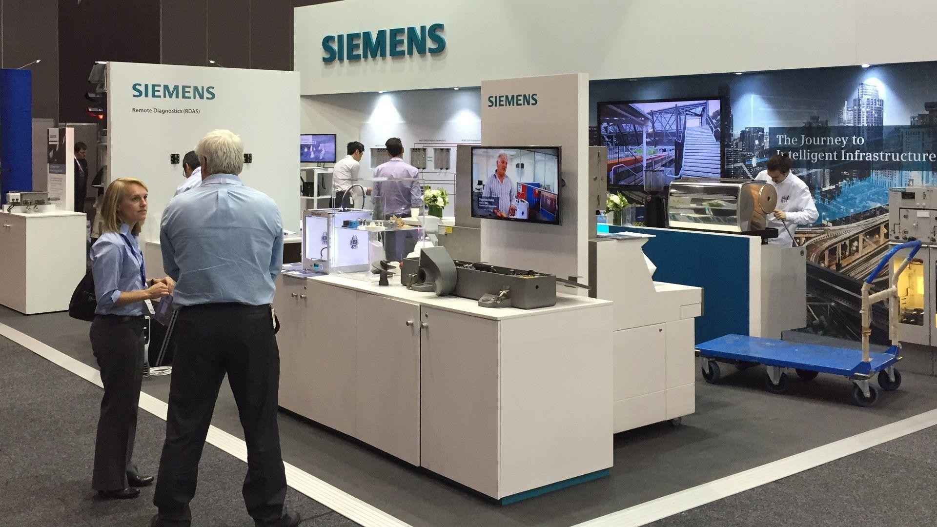 D Printing Exhibition Billingsgate : Siemens koristi d štampu kao stratešku prednost