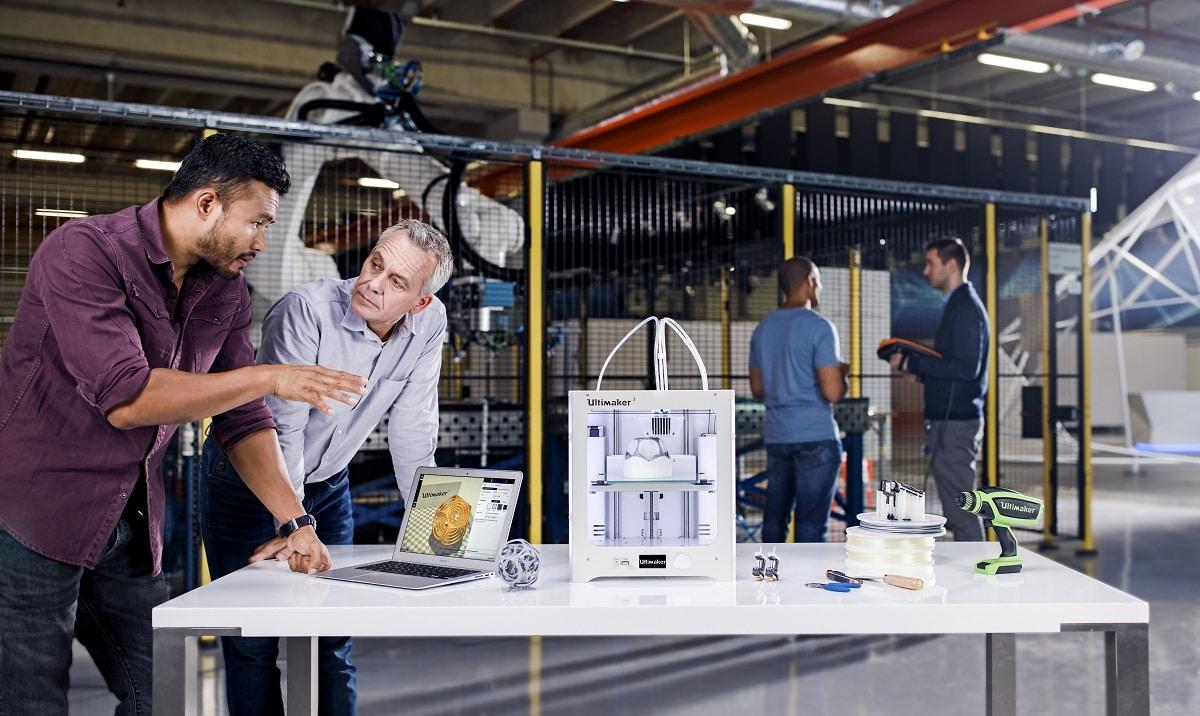 Ultimaker 3 profesionalan 3D printer dostupan svima