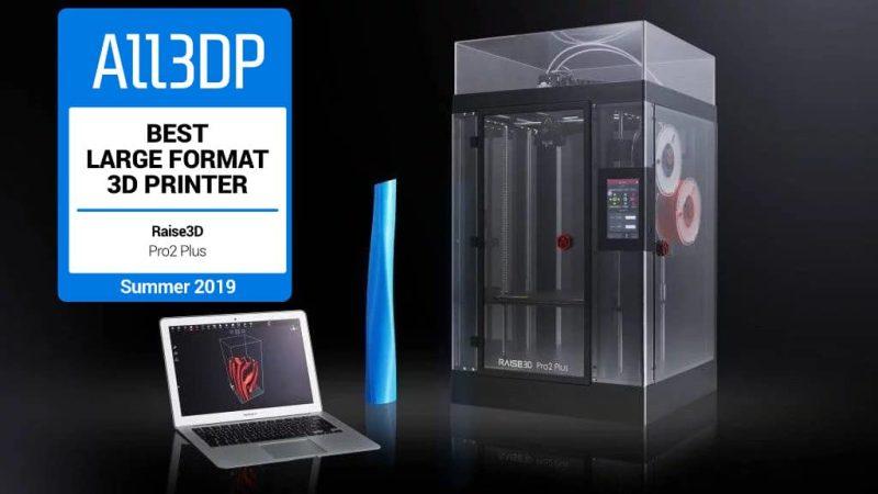 Raise3D Pro 2 Plus 3D štampač